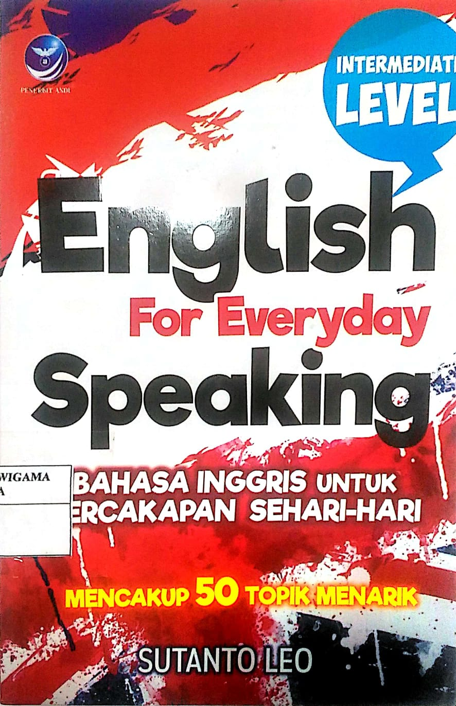 English For Everyday Speaking