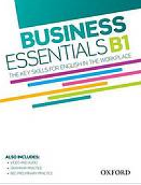 Image of Business Essentials B1